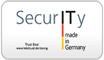 TeleTrust - IT Security Made in Germany Siegel