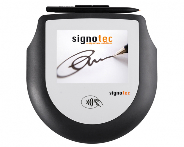 signotec Omega with NFC