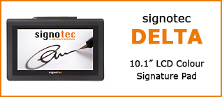 Category Signature Pad signotec Delta