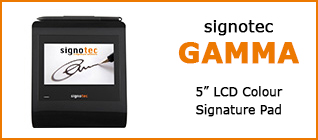 Category Signature Pad signotec Gamma